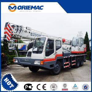 Zoomlion Qy70 Truck Crane 70 Ton Pickup Truck Crane pictures & photos