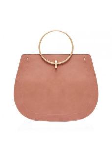 Fashion Ring Handle PU Women Handbag pictures & photos