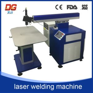 Good Service 300W Laser Welding Machine for Advertising Words. pictures & photos