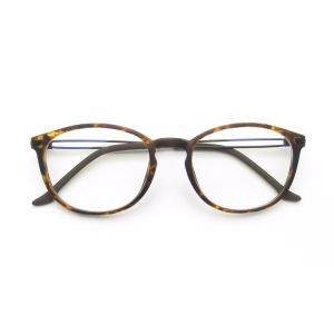 New Model Portable Simple Tr8349b Round Optical Spectacle Frame pictures & photos