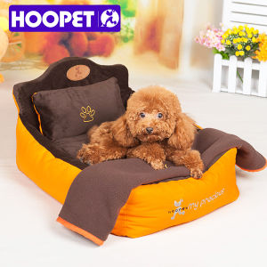 Cozy Summer Teddy Kennel&Large Dog Bed Washable Pet Bed pictures & photos