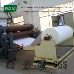 Excellent Quality Jumbo Thermal Paper Rolls in 100% Wood Pulp Base pictures & photos