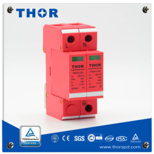 Surge Protective Device 4p, 40ka Surge Protector pictures & photos