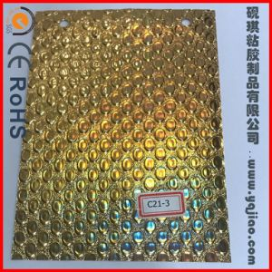 Gold Foil Heat Transfer Aluminum Laminate Film for House Interior Decoration pictures & photos
