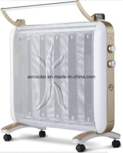 3 Kinds Selection Mica Heater with Clothesline Pole pictures & photos