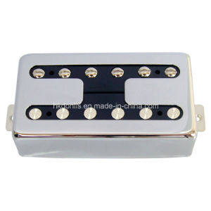 H Style Wax Potted Chrome Color AlNiCo Lp Guitar Pickup pictures & photos