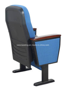 School Auditorium Seating with Writing Pad (1001E) pictures & photos