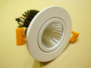 Home Decor 5W LED Recessed Downlight COB Made in China pictures & photos