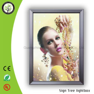 High Quality Slim Display Acrylic Advertising LED Light Box pictures & photos
