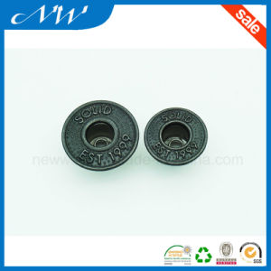 Hot Sale Metal Hole Shank Jeans Button with Different Color pictures & photos