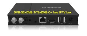 Railored Functionality Smart DVB & IPTV Box I9 pictures & photos