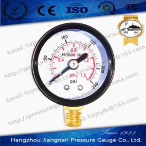 40mm 1.5′′ General Pressure Gauge pictures & photos