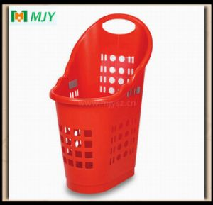 Supermarket Roll Basket Mjy-Tr16 pictures & photos