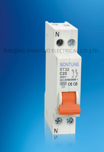 Sontune St32le Series RCCB Residual Current Circuit Breaker pictures & photos