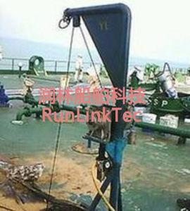 Pneumatic Marine Crane, Marine Crane pictures & photos