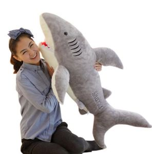 Sea Animal Shark Plush Toy pictures & photos