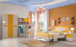 Children Furniture Attractive Colorful Kids Bedroom Home Furniture (8885) pictures & photos