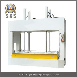 Hongtai Straw Door Cold Press Machine Hydraulic Cold Press Machine pictures & photos