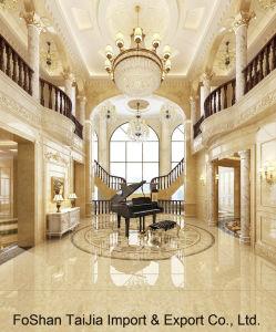 Full Polished Glazed 600X600mm Porcelain Floor Tile (TJ64012) pictures & photos