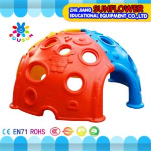 Outdoor Climbing Series for Children Outdoor Solitary Equipment Space Cabin Climbing Frame Children Toys pictures & photos