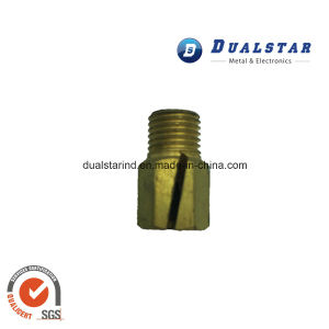 Professional Manufacturer Customized Brass Sand Casting for Connectors