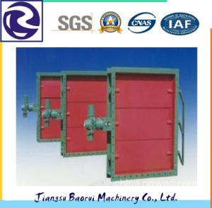 High Quality Damper Used in Chemical Pipeline with SGS