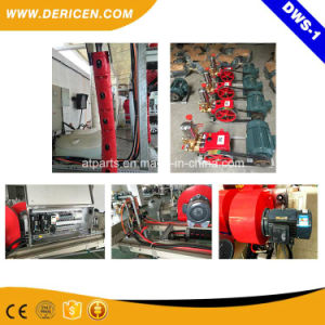 Dericen Dws1 High Pressure Car Washing Machine with Stable Quality pictures & photos
