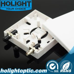 FTTH Wall Outlet 86 Type Optical Terminal Box pictures & photos