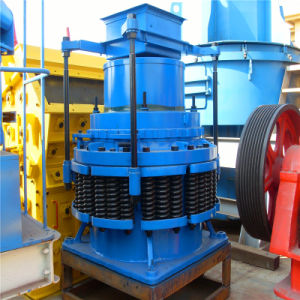Spring and Hydraulic Type Cone Crusher for Ore Slag Crushing pictures & photos