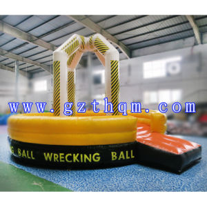Inflatable Play Game Sports Game Human Wrecking Ball for Amusement pictures & photos