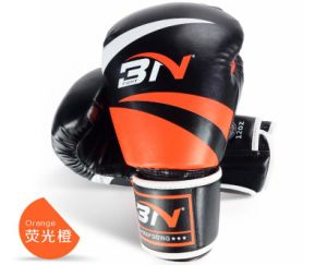 Wholesale and Retail Hot Sale High Quality Adults PU Boxing Gloves pictures & photos