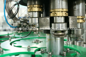 Soda Water Filling Line Soft Drink Filling Machine pictures & photos