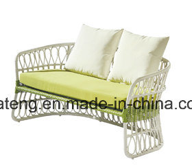 Popular Design Good Price Outdoor New Outdoor Garden Sofa Set with Coffee Table (YT893) pictures & photos