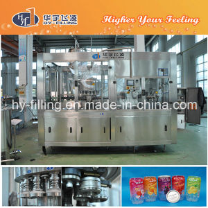Pet Can Carbonated Drinks Filling-Seaming 2-in-1 Machine pictures & photos