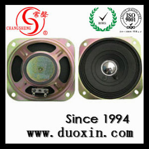 102mm 8ohm 3W Full Range Waterproof Car Dynamic Speaker pictures & photos