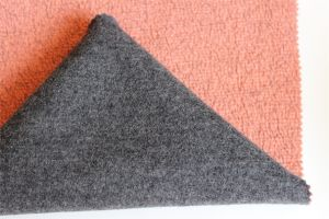 Double face Knitted Woolen Fabrics pictures & photos