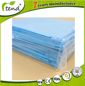 Hospital Disposable Bed Mattress Under Pads Protector for Incontinence Adults pictures & photos