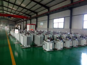 S11 30-2500 kVA Three-Phase 10kv Oil-Immersed Laminated Core Type Fully-Sealed Energy Saving Power/Distribution Transformer pictures & photos