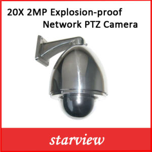 20X 2MP HD Explosion-Proof IP High Speed Dome PTZ Camera pictures & photos