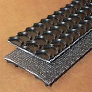 Good Wear Resistant Black Pvk Conveyor Belt for Logistic Application/Hot Selling/Stock Sales pictures & photos