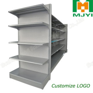 Tego Gondola Supermarket Display Shelf pictures & photos