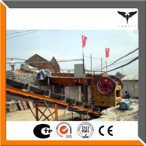 High Capacity &Low Consumption Sand Making Machine, Quarry Crushing Equipment, Crusher Sand / Stone Production Line pictures & photos