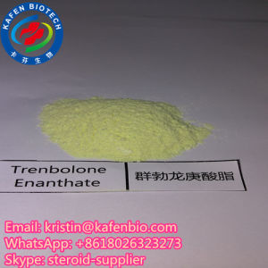 Trenbolone Enanthate/ Parabolan Yellow Powder pictures & photos