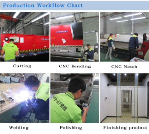 Customized Modern Design Stainless Steel Laser Cut Decorative Room Screens pictures & photos
