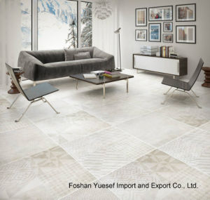 Rustic Tile Cement Look Porcelain Floor Tile 600X600mm pictures & photos