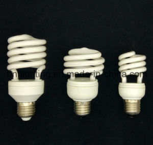 Compact T3 T4 Half Spiral Energy Saver Lamp Bulbs for CFL Lamp pictures & photos