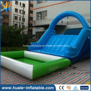 2016 China Special Shape Inflatable Slide/Cheap Inflatable Water Slide for Sale pictures & photos
