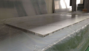 White Granite/Marble/ Natural Stone Tile Honeycomb Panel for Floor Usage pictures & photos