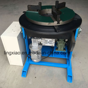 Ce Certified Welding Turntable HD-600 pictures & photos
