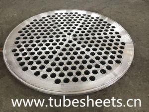 Customized Stainless Steel Heat Exchanger Tube Sheet pictures & photos